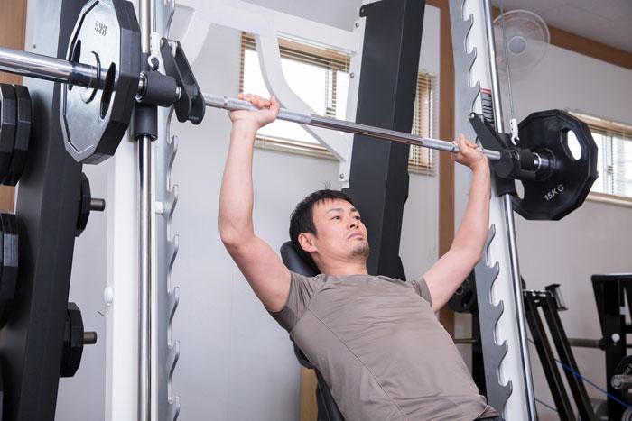 フトレマックス+筋トレで効率よく増量できる